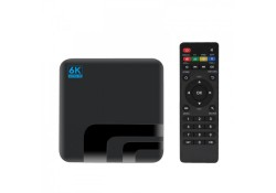 Смарт ТВ приставка Invin X4 4Gb/32Gb (Android TV Box)