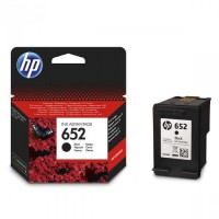 Картридж HP 652 (F6V25AE) Black