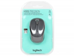Мышь Logitech Wireless Mouse M325 Dark Grey USB