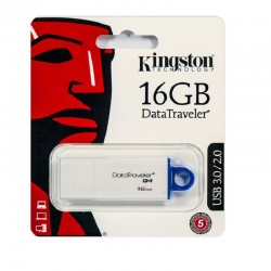 USB флешка 16GB Kingston DataTraveler G4 USB 3.1