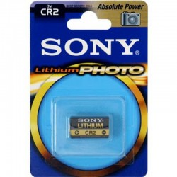 Батарейка Sony Lithium Photo CR123A, 3V