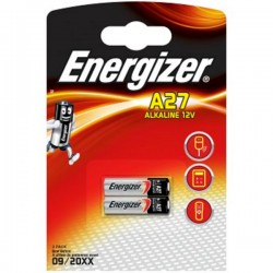 Батарейка Energizer  A27 (MN27) 2Pack Alkaline