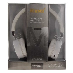 Наушники Bluetooth KiDA KD-808 White