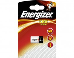 Батарейка Energizer CR2, 3V , Lithium Photo
