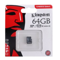 Карта памяти MicroSDXC 64Gb Kingston UHS-1
